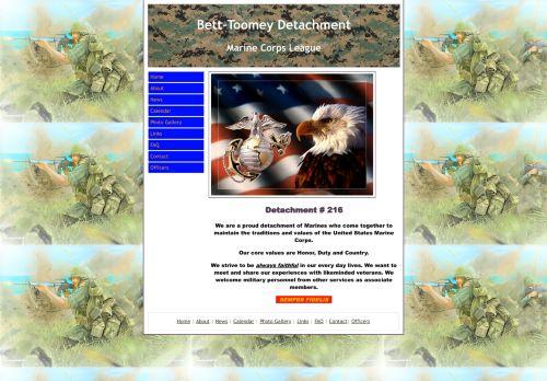 Bett-Toomey Detachment #216